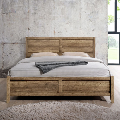 Alice Bedroom Suite 5 pcs in Multiple Size & Oak Colour