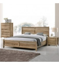 Alice Bedroom Suite 4 pcs in Multiple Size & Colour