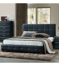 Soho PU Leather Bed Frame
