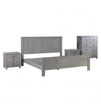 Noe Multiple Size 4 pcs Bedroom Suite
