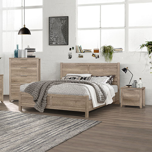 Cielo Bedroom Suite 4 pcs in Multiple Size & Colour