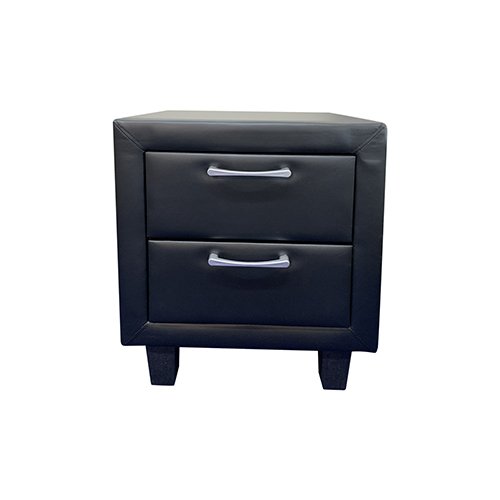 Albany 2 Drawers Bedside Table