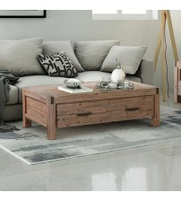 Java Oak Colour Coffee Table