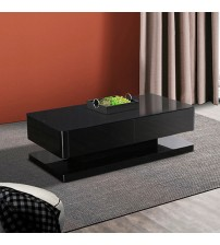 Suprilla Shiny High Glossy Coffee Table