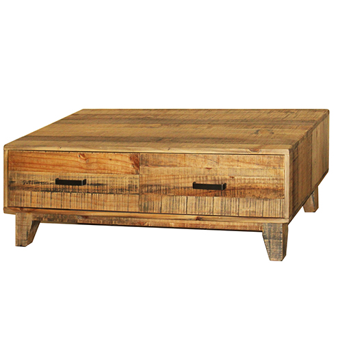 Woodstyle Light Brown Coffee Table