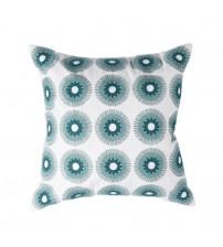 Beautiful Fabric Embroidery Cushion