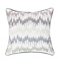 Embroidery Fabric Stylish Cushion