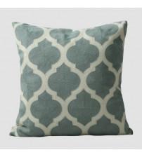 Embroidery Fabric Cushion Modern