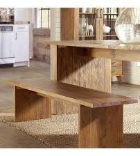 Cob&Co Bench Table Rustic Colour
