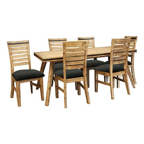 Seashore High Quality Timber Dining Set