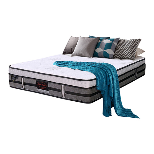 Sarman Nano Pocket Coil Deep Quilting Mattress