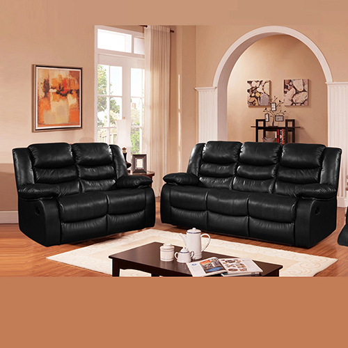 Dream Recliner Sofa  Lounge Suite Leather Couch 3+2