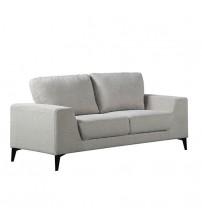 Hopper 2 Seater Sofa Light Grey Colour