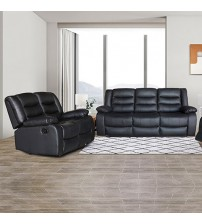 Fantasy Multiple Colour PU Leather Recliner 3R+2R