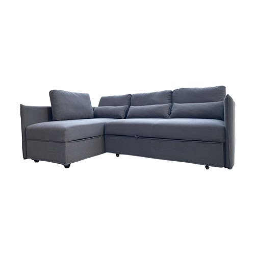 Murray Corner Sofa Bed Grey