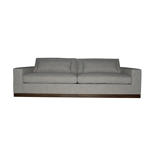 Rafael 4 Seater Grey Colour Sofa