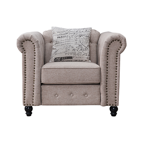 1 Seater Multiple Colour Sofa Xavier