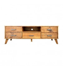 Cob&Co TV Unit Rustic Colour