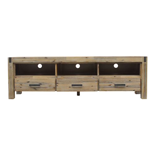 Nowra Oak Colour TV Cabinet