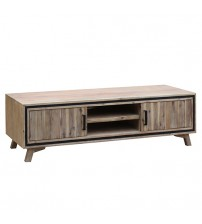 Seashore Silver Brush Colour TV Cabinet