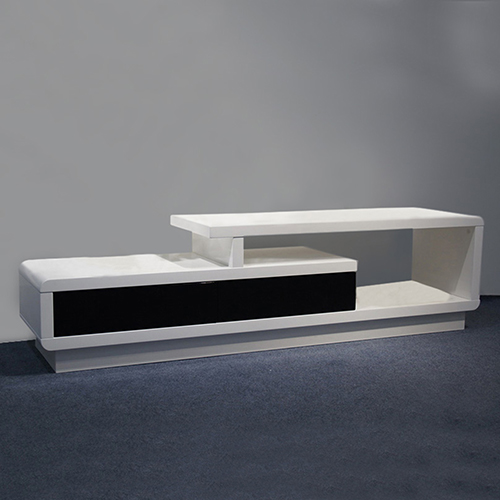 Tulsa TV Cabinet White Colour