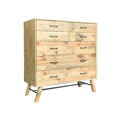 Bondi Tallboy 7 Drawers Ozzy Colour